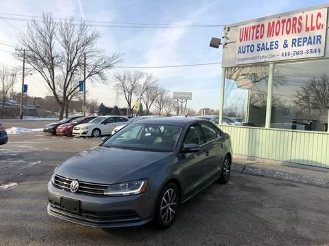 2017 Volkswagen Jetta for sale in Saint Francis, WI