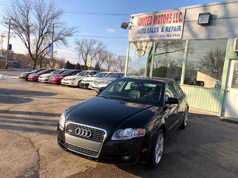 2007 Audi A4 for sale in Saint Francis, WI