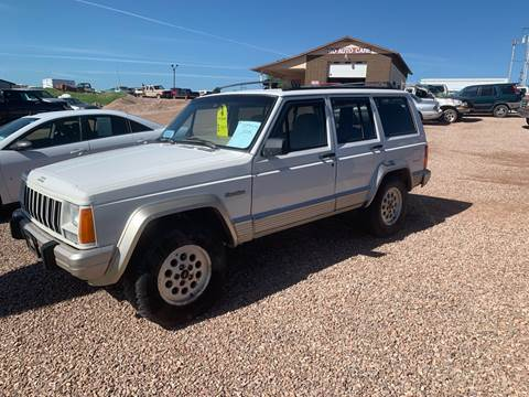 1996 Jeep Cherokee for sale in Rapid City, SD