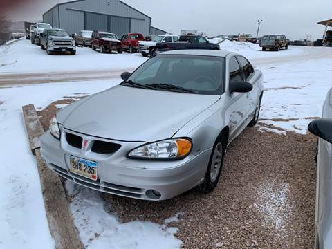 2005 Pontiac Grand Am for sale at Pro Auto Care in Rapid City SD