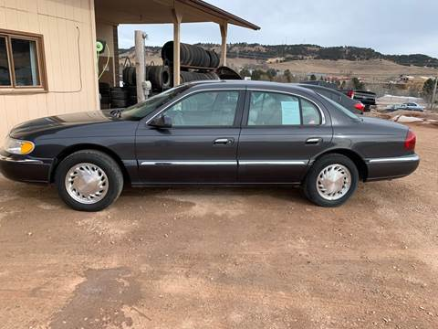 1998 Lincoln Continental for sale at Pro Auto Care in Rapid City SD