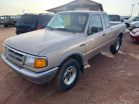 1996 Ford Ranger XLT for sale at Pro Auto Care in Rapid City SD