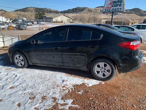 2014 Kia Forte LX for sale at Pro Auto Care in Rapid City SD