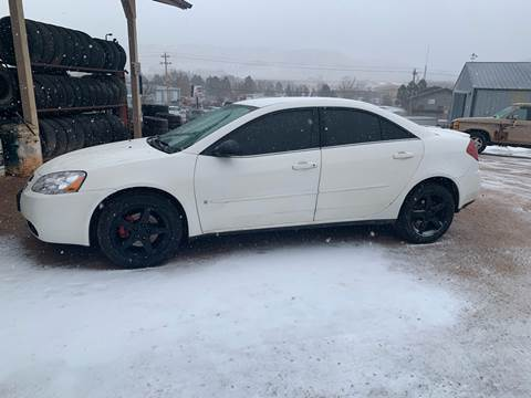 2007 Pontiac G6 for sale at Pro Auto Care in Rapid City SD