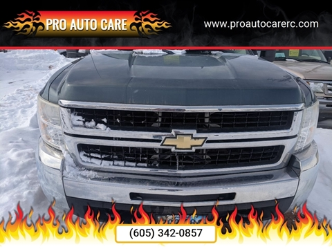 2010 Chevrolet Silverado 2500HD LT for sale at Pro Auto Care in Rapid City SD