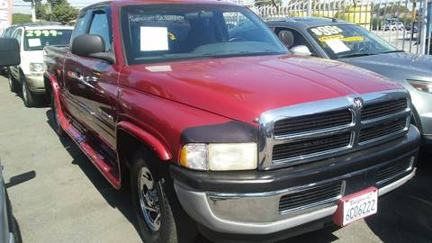 1999 Dodge Ram Pickup 1500 for sale in South Gate, CA