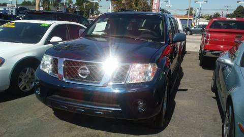 2008 Nissan Pathfinder for sale in South Gate, CA