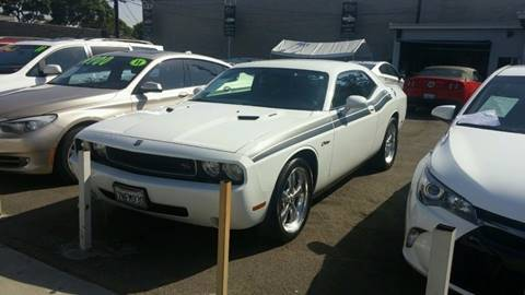 2010 Dodge Challenger for sale in South Gate, CA