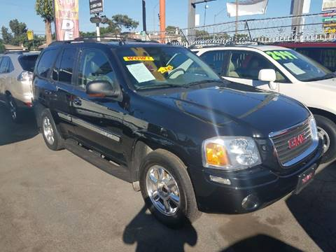 2004 GMC Envoy for sale in South Gate, CA