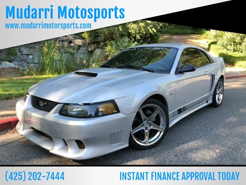 2002 Ford Mustang for sale in Kirkland, WA