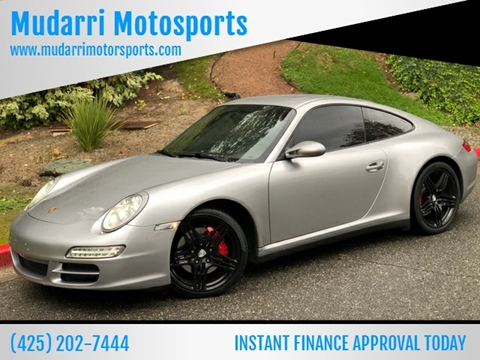 2006 Porsche 911 for sale in Kirkland, WA