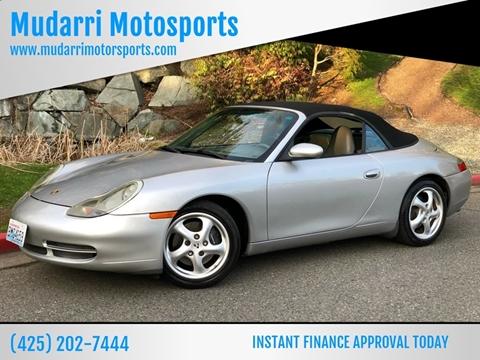 2000 Porsche 911 for sale in Kirkland, WA