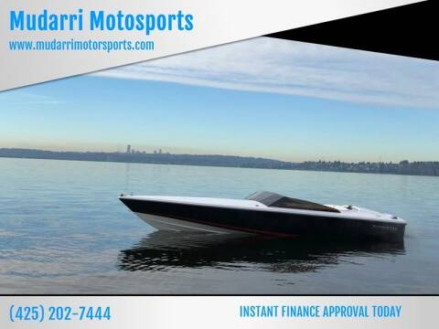 2019 Donzi 22 Classic for sale at Mudarri Motorsports - New Boat Inventory in Kirkland WA