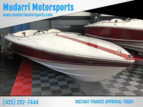2018 Donzi 18 Classic for sale at Mudarri Motorsports - New Boat Inventory in Kirkland WA