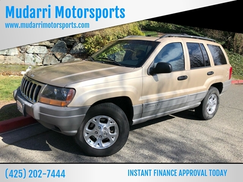 1999 Jeep Grand Cherokee for sale in Kirkland, WA