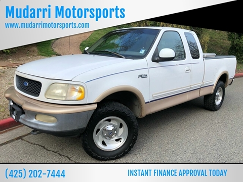 1997 Ford F-150 for sale in Kirkland, WA
