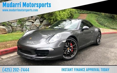 2012 Porsche 911 for sale in Kirkland, WA