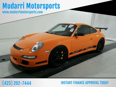 2007 Porsche 911 for sale in Kirkland, WA