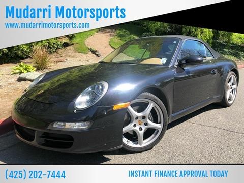 2005 Porsche 911 for sale in Kirkland, WA