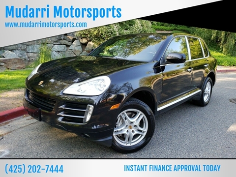 2008 Porsche Cayenne for sale in Kirkland, WA