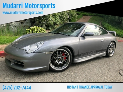 2003 Porsche 911 for sale in Kirkland, WA