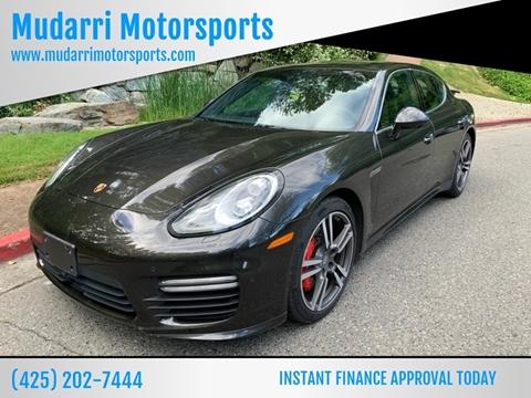 2014 Porsche Panamera for sale in Kirkland, WA