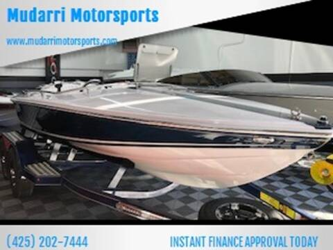 2020 Donzi 16 Classic for sale at Mudarri Motorsports - New Boat Inventory in Kirkland WA