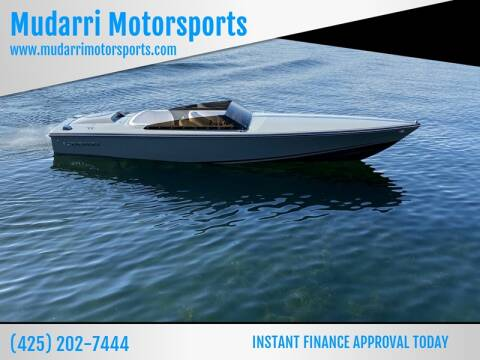 2020 Donzi 22 Classic for sale at Mudarri Motorsports - New Boat Inventory in Kirkland WA