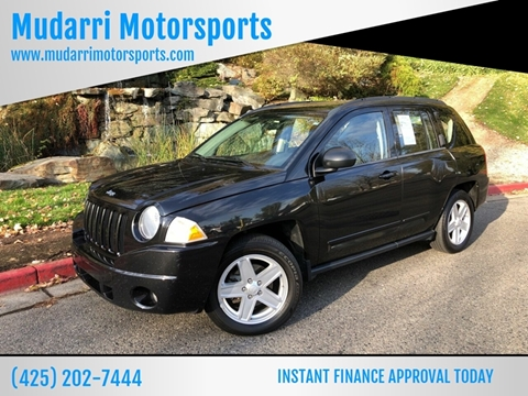 2010 Jeep Compass for sale in Kirkland, WA