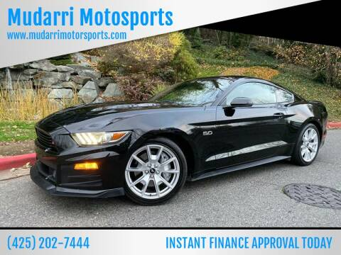 2015 Ford Mustang for sale in Kirkland, WA
