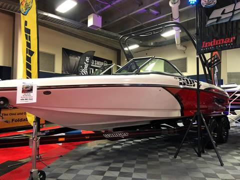 2019 SANGER 215 S for sale at Mudarri Motorsports - New Boat Inventory in Kirkland WA