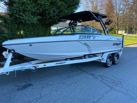 2019 SANGER 237XTZ for sale at Mudarri Motorsports - New Boat Inventory in Kirkland WA