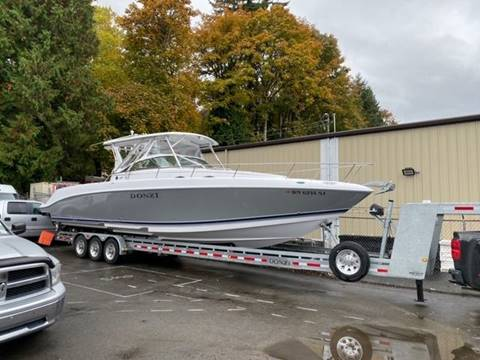 2008 Donzi 38 ZSF for sale at Mudarri Motorsports - New Boat Inventory in Kirkland WA