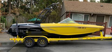 2016 Sanger 215S for sale at Mudarri Motorsports - New Boat Inventory in Kirkland WA
