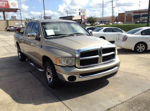 2004 Dodge Ram Pickup 1500 for sale in Houma, LA