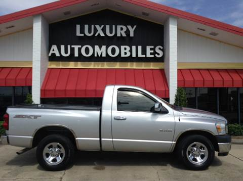 2008 Dodge Ram Pickup 1500 for sale in Houma, LA
