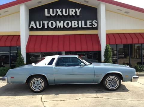 1976 Oldsmobile Cutlass Supreme for sale in Houma, LA