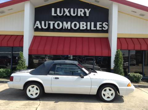1992 Ford Mustang for sale in Houma, LA