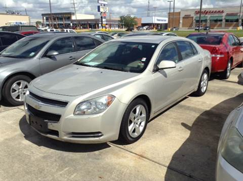 2009 Chevrolet Malibu for sale in Houma, LA