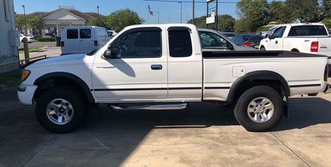 2000 Toyota Tacoma For Sale In Houma, LA