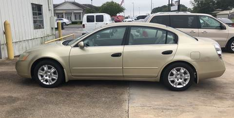 Lovely 2002 Nissan Altima For Sale In Houma, LA