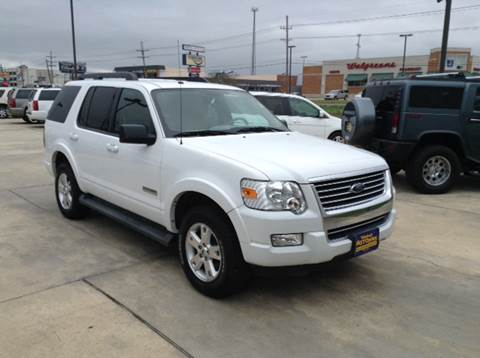 2007 Ford Explorer for sale in Houma, LA