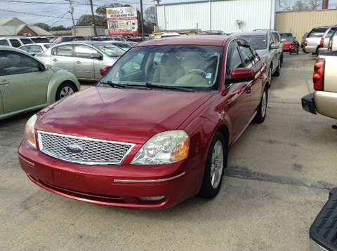 2007 Ford Five Hundred for sale in Houma, LA