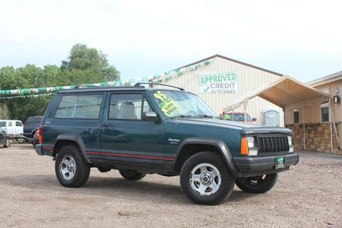 1995 Jeep Cherokee for sale in Fort Collins, CO