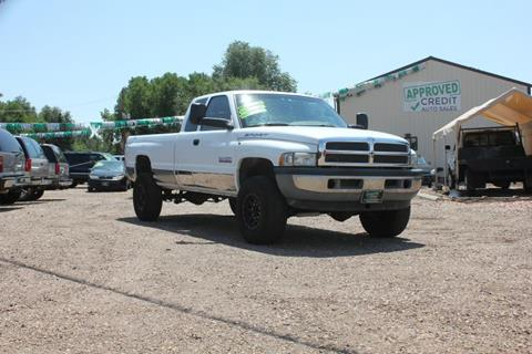 2000 Dodge Ram Pickup 2500 for sale in Fort Collins, CO
