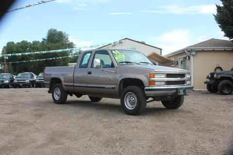 1996 Chevrolet C/K 2500 Series for sale in Fort Collins, CO