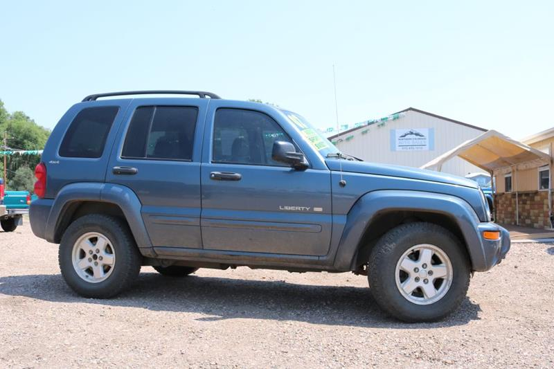 2002 Jeep Liberty Limited 4dr 4WD SUV   Fort Collins CO