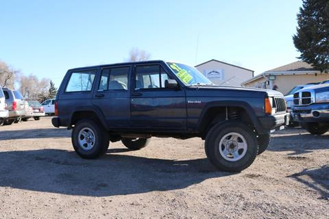1992 Jeep Cherokee for sale in Fort Collins, CO