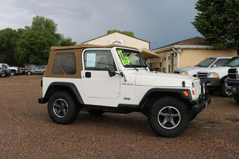 1997 Jeep Wrangler for sale in Fort Collins, CO