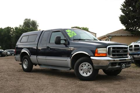 2000 Ford F-250 Super Duty for sale in Fort Collins, CO